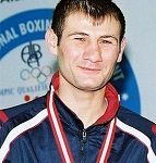 Agasi Agagul oghlu Mammadov - 2003 World Champion, double European champion, bronze medalist of Athens Summer Olympics